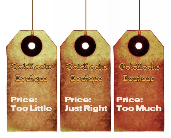 goldilocks-price-tags
