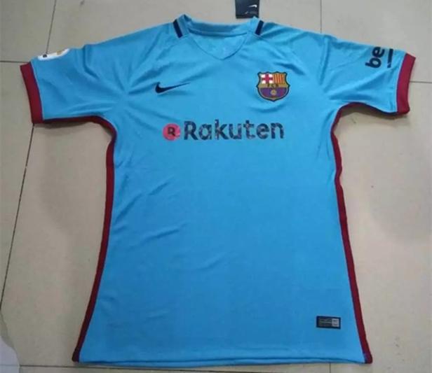 Barca 3rd kit